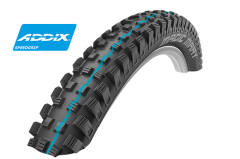 PNEUMATICO SCHWALBE MAGIC MARY ADDIX SPGRIP 27.5 x 2.60