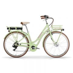 "TECNOBIKE BELLE EPOQUE 28"" CITY LADY PEDALATA ASSISTITA"