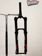 FORCELLA ROCKSHOX PIKE RCT3 29 SOLO AIR 160 MM USATO