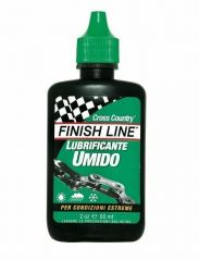 LUBRIFICANTE FINISH LINE UMIDO 60 ML