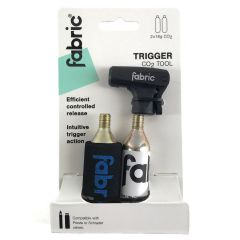 FABRIC KIT GONFIAGGIO TRIGGER CO2 RUBINETTO + 2BOMBOLETTE