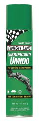 LUBRIFICANTE FINISH LINE UMIDO 240 ML