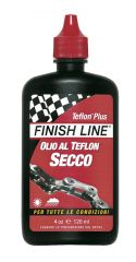 OLIO FINISH LINE SECCO 120 ML AL TEFLON