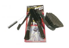 KIT SPAZZOLE FINISH LINE EASY PRO BRUSH SET