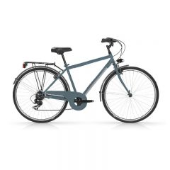 "CITY BIKE URBAN 28"" SKL SKILLED UOMO 6 VELOCITA' ny"