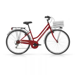 "CITY BIKE VENEZIA 28"" SKL SKILLED 6 VELOCITA' ny"